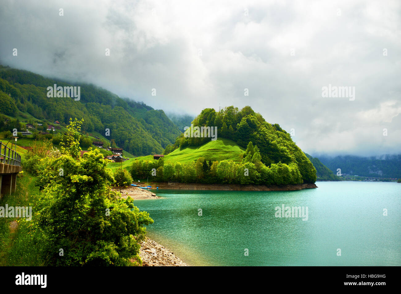Lungern Switzerland Stock Photos & Lungern Switzerland ...