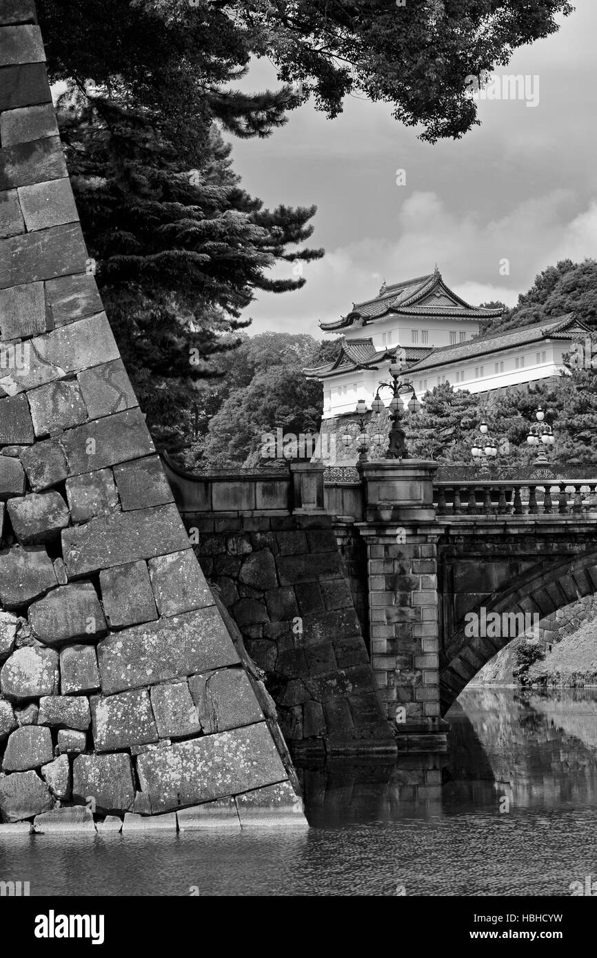 Imperial Palace, Tokyo, Japan, Asia Stock Photo