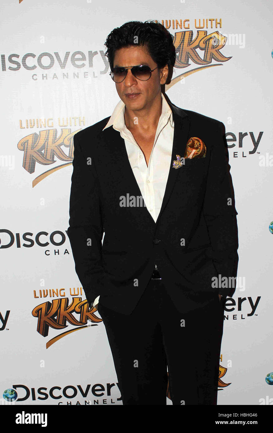 Bollywood actor Shah Rukh Khan during the launch of