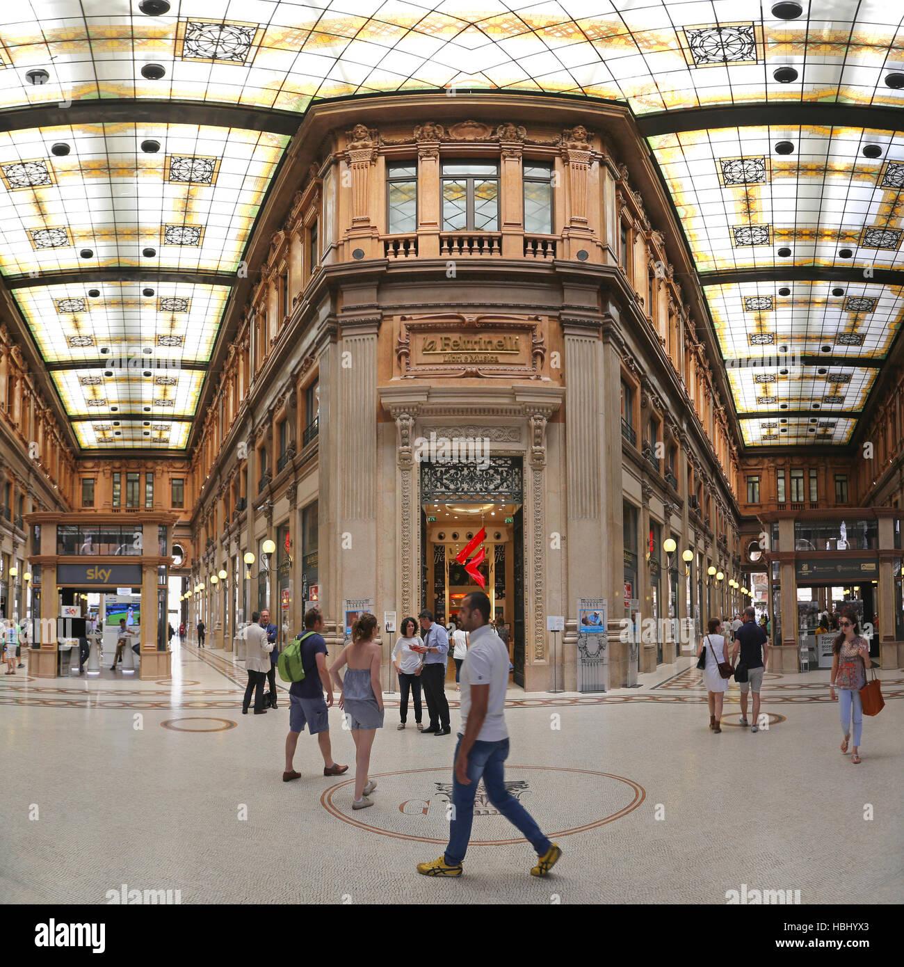 Rome Galeria: Galleria Colonna Stock Photos & Galleria Colonna Stock
