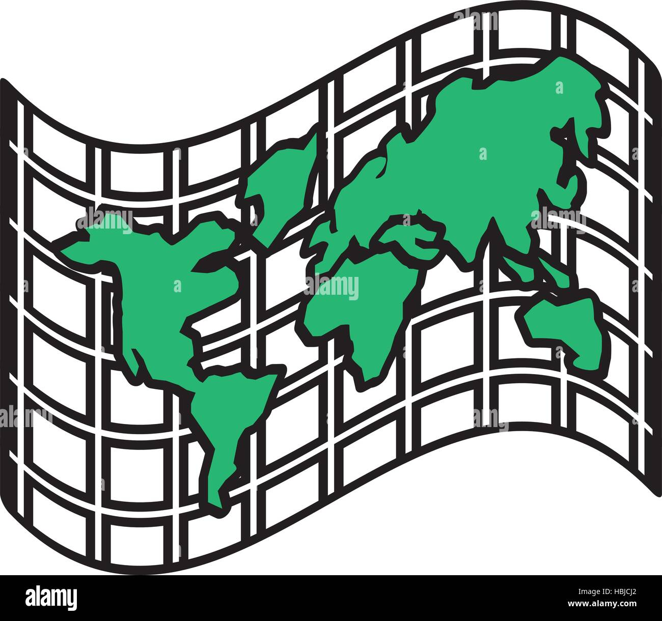 Outline world map location position vector illustration eps 10 stock outline world map location position vector illustration eps 10 gumiabroncs Gallery