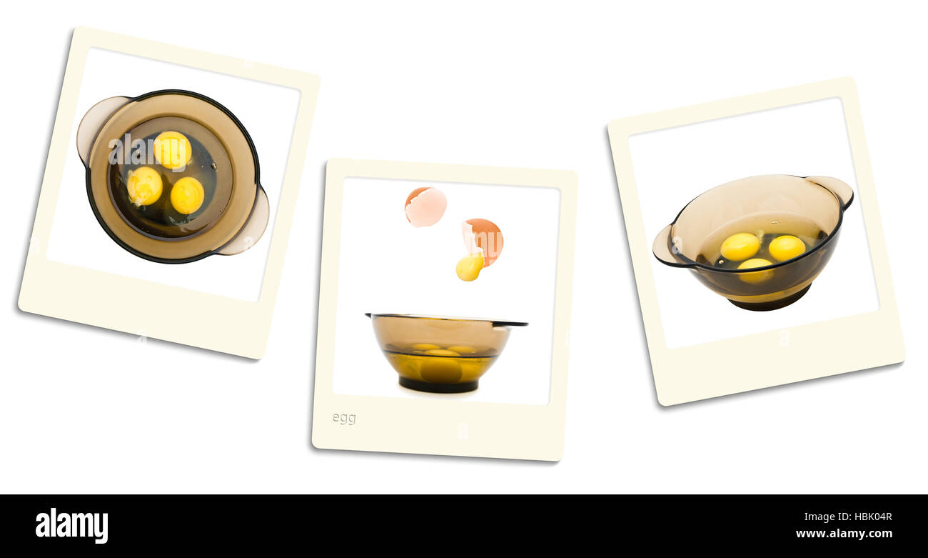 Eggs Photos - Stock Image