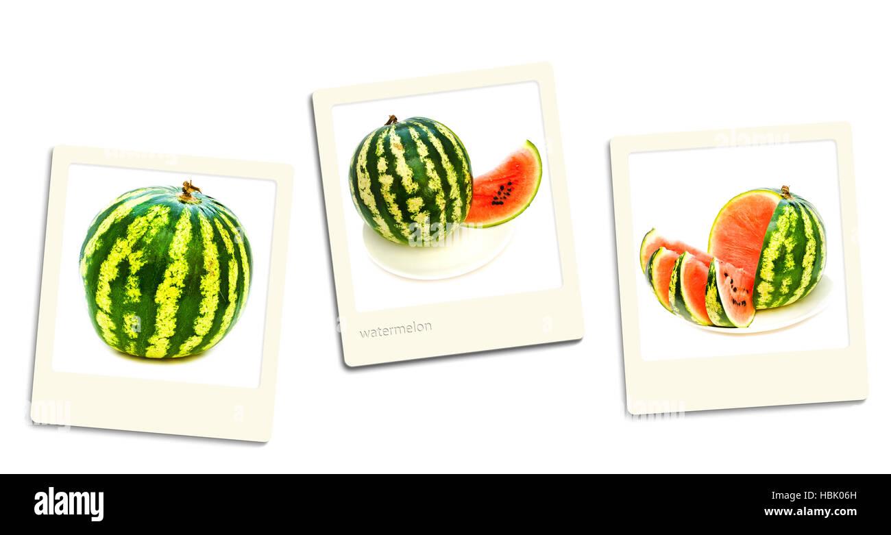 Watermelon Photos - Stock Image