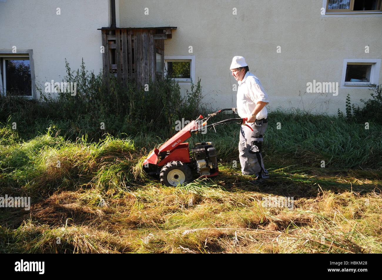 Sickle Bar Mower Stock Photos & Sickle Bar Mower Stock Images - Alamy