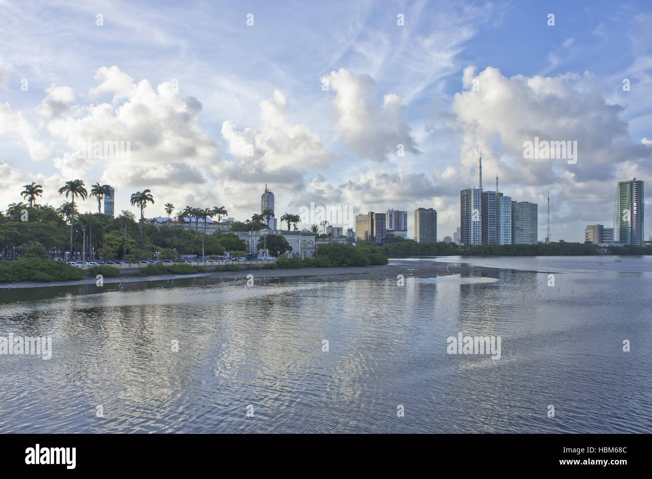 Recife, Brazil, South America - Stock Image