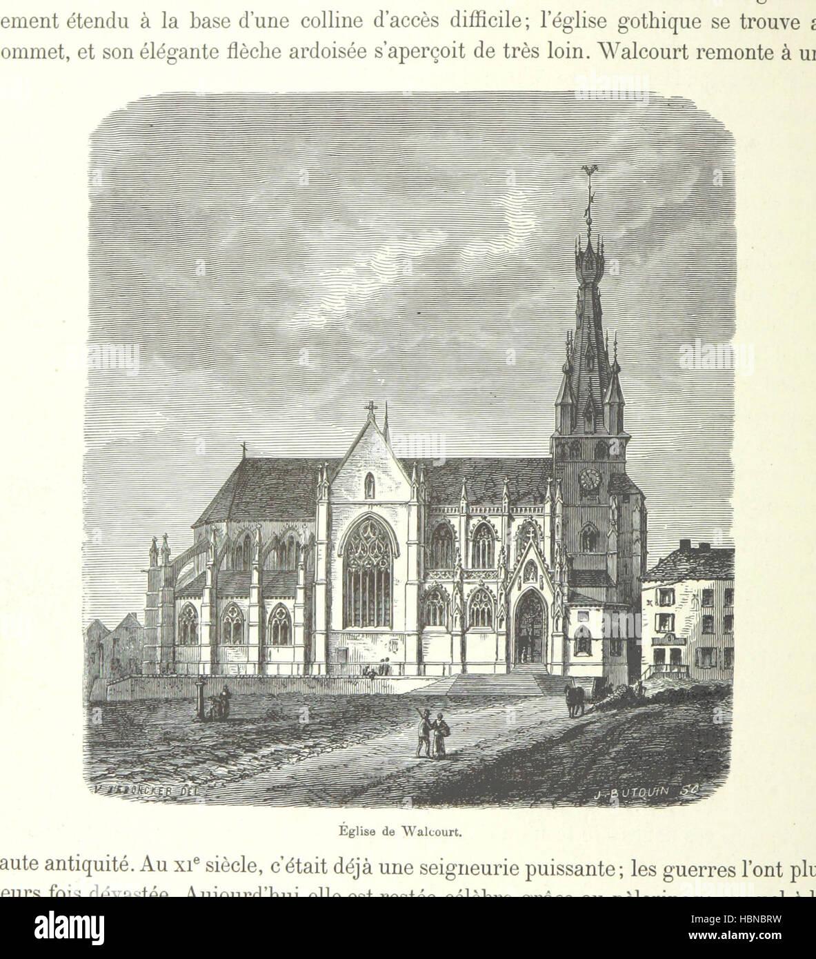Image taken from page 158 of 'La Belgique illustrée, ses monuments, ses paysages, ses œuvres d'art. Publiée sous Stock Photo
