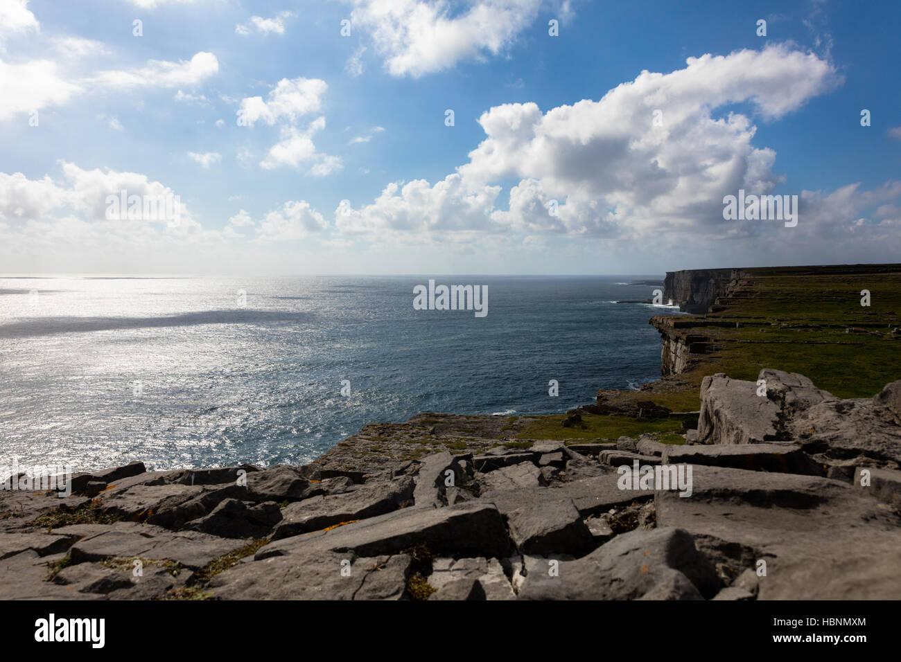 Inish more, Ireland - Stock Image