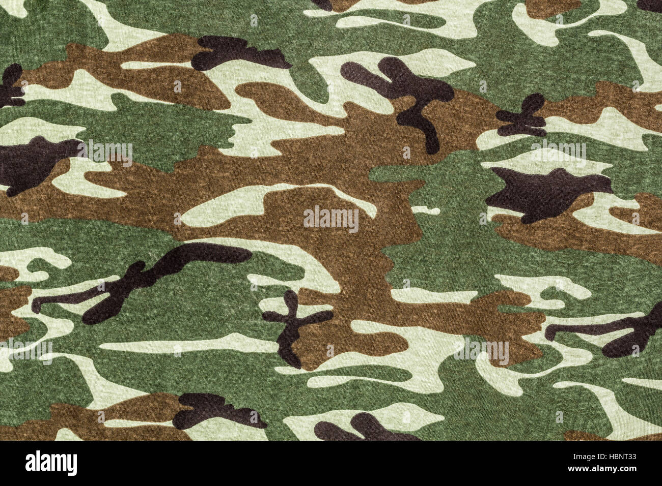 Abstract military camouflage background - Stock Image