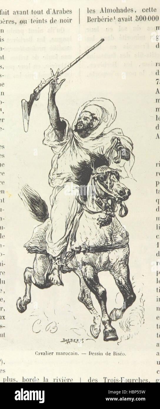 Image taken from page 524 of '[Géographie. La Terre à vol d'oiseau ... Troisième édition illustrée de 176 gravures Stock Photo