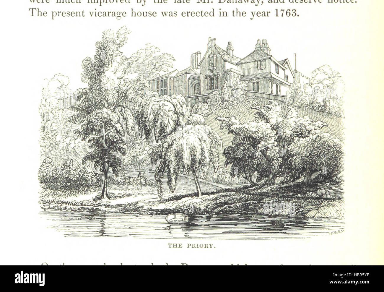 [A Topographical History of Surrey: by E. W. Brayley ... assisted by John Britton ... and E. W. Brayley, jun. ... - Stock Image