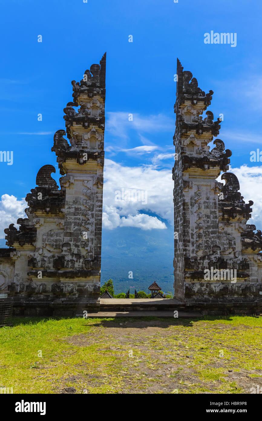 Lempuyang Temple Bali Island Indonesia Stock Photo 127746368 Alamy