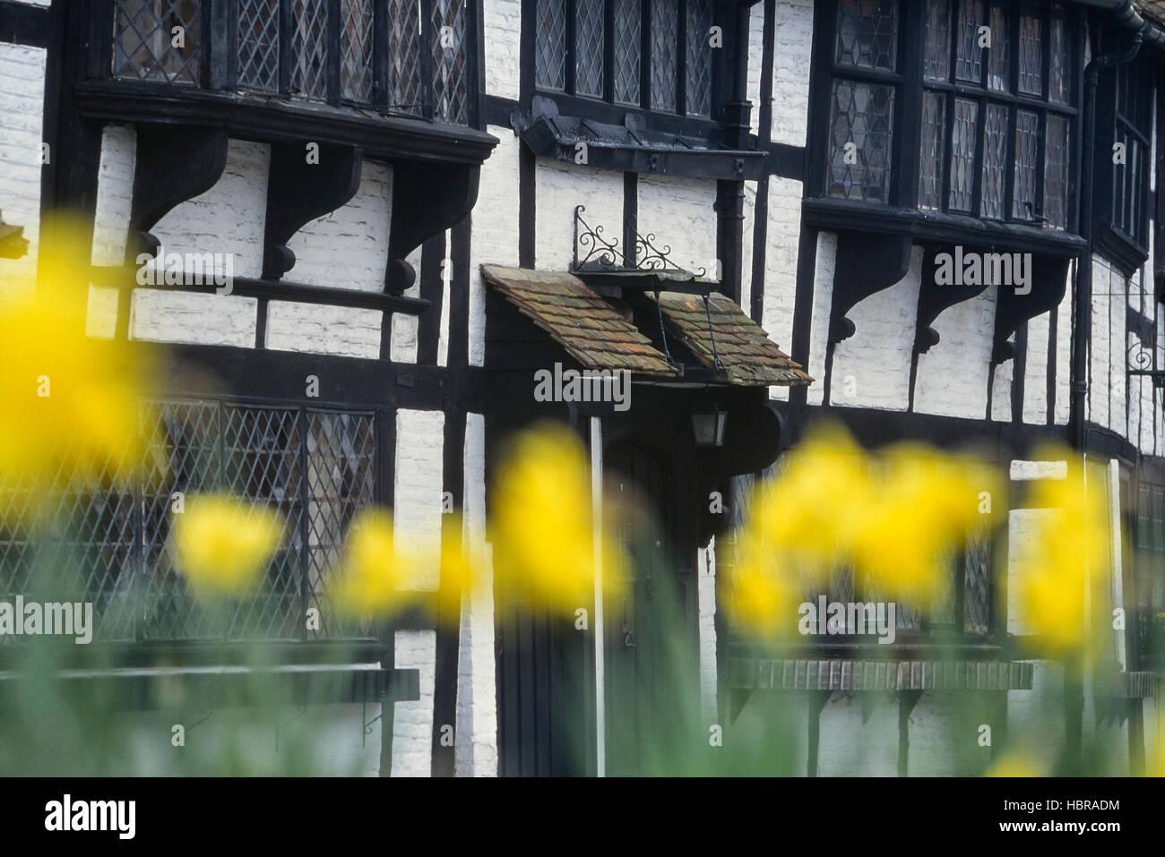 Biddenden village. Kent. England, UK - Stock Image