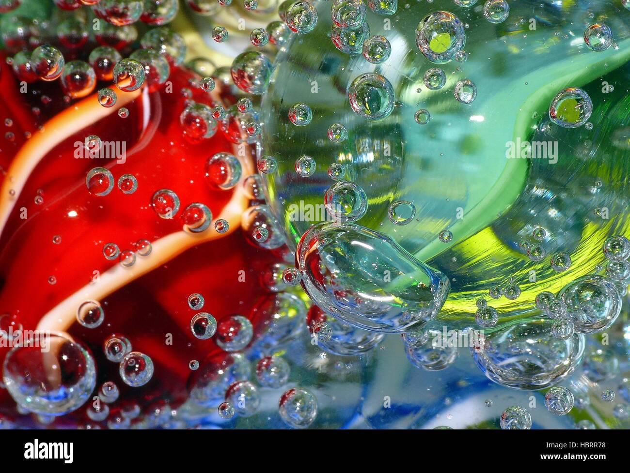 Carbonated soda - Stock Image