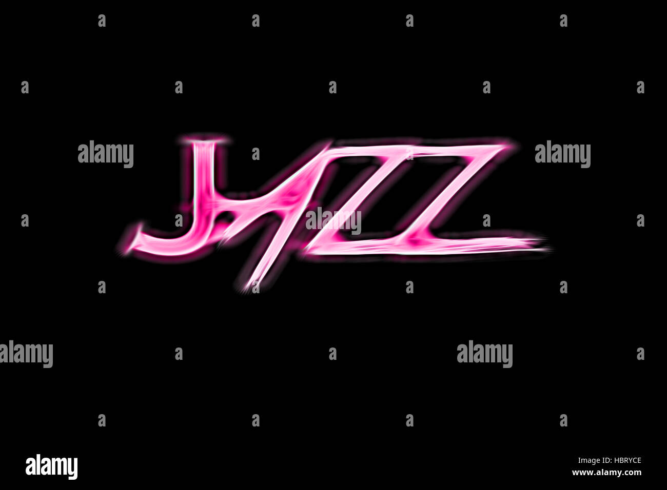 Jazz - Stock Image