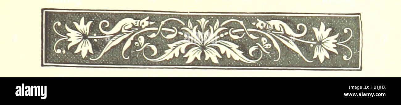 Image taken from page 9 of 'The Last Drawing Room. A novel' Image taken from page 9 of 'The Last Drawing - Stock Image