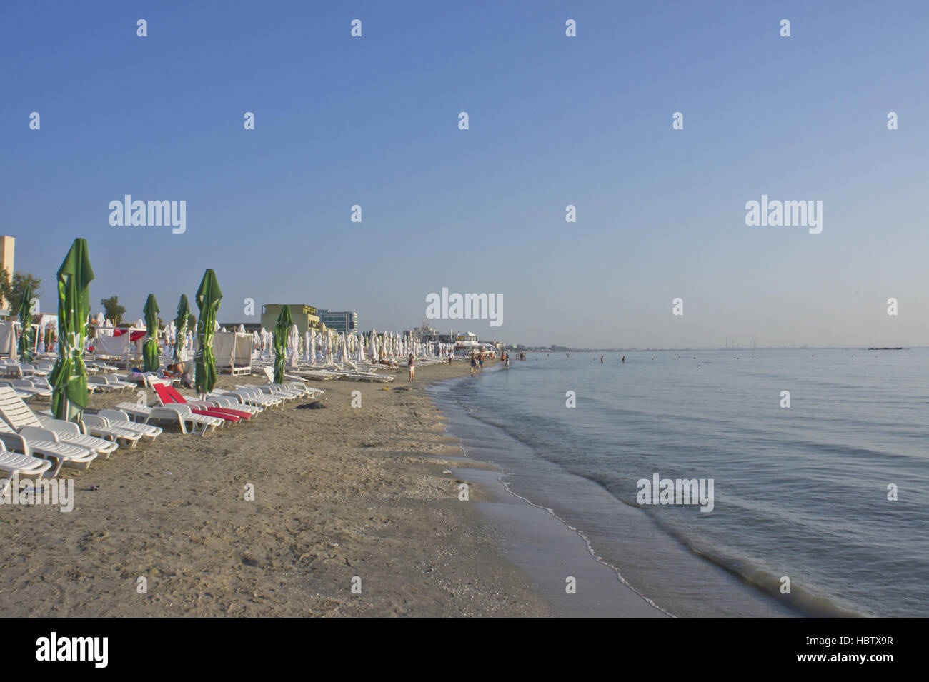 Constanta, Romania, Balkans, Europe - Stock Image