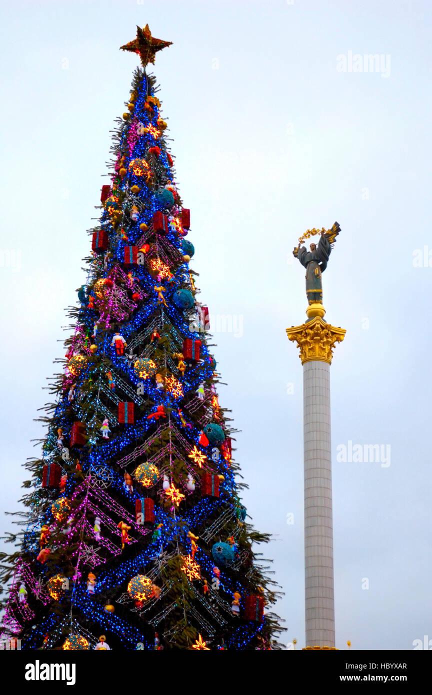 Ukrainian Christmas.Ukrainian Christmas Tree Stock Photos Ukrainian Christmas