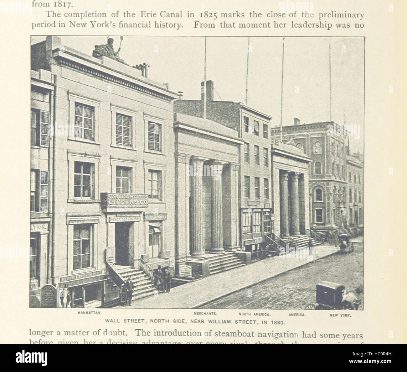 An Outline History And Description Of The American Metropolis With Illustrations Etc Second Edition Image Taken From Page 698 Kings Handbook