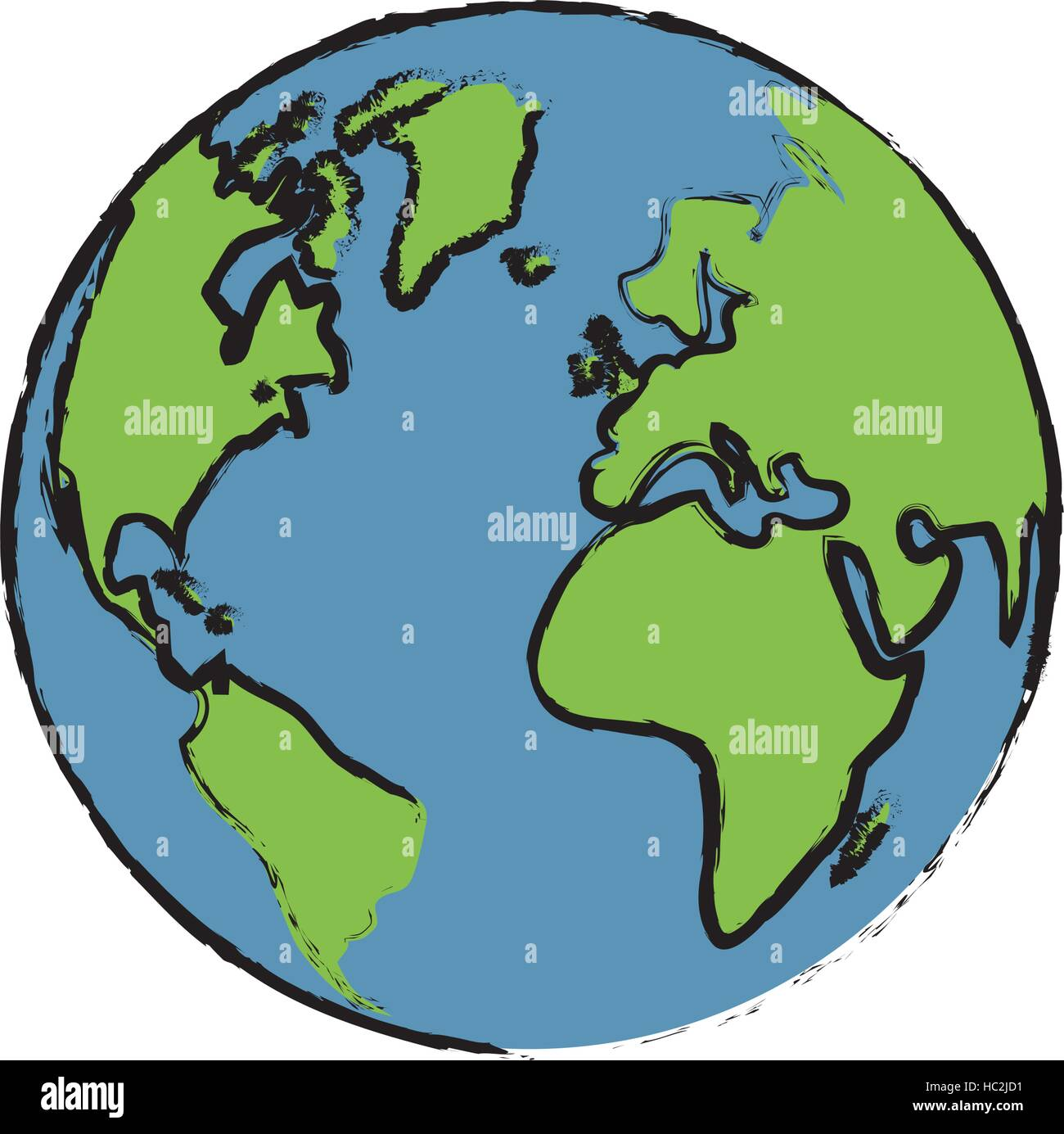 Page 2 Cartoon Globe Map World Earth High Resolution Stock