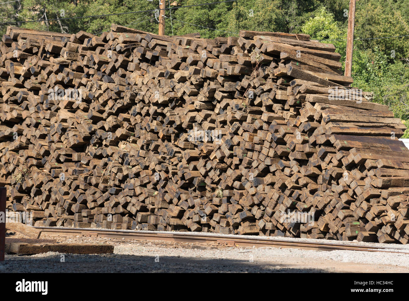 Used Railway Sleepers Devon Dawlish Devon Railway Sleepers