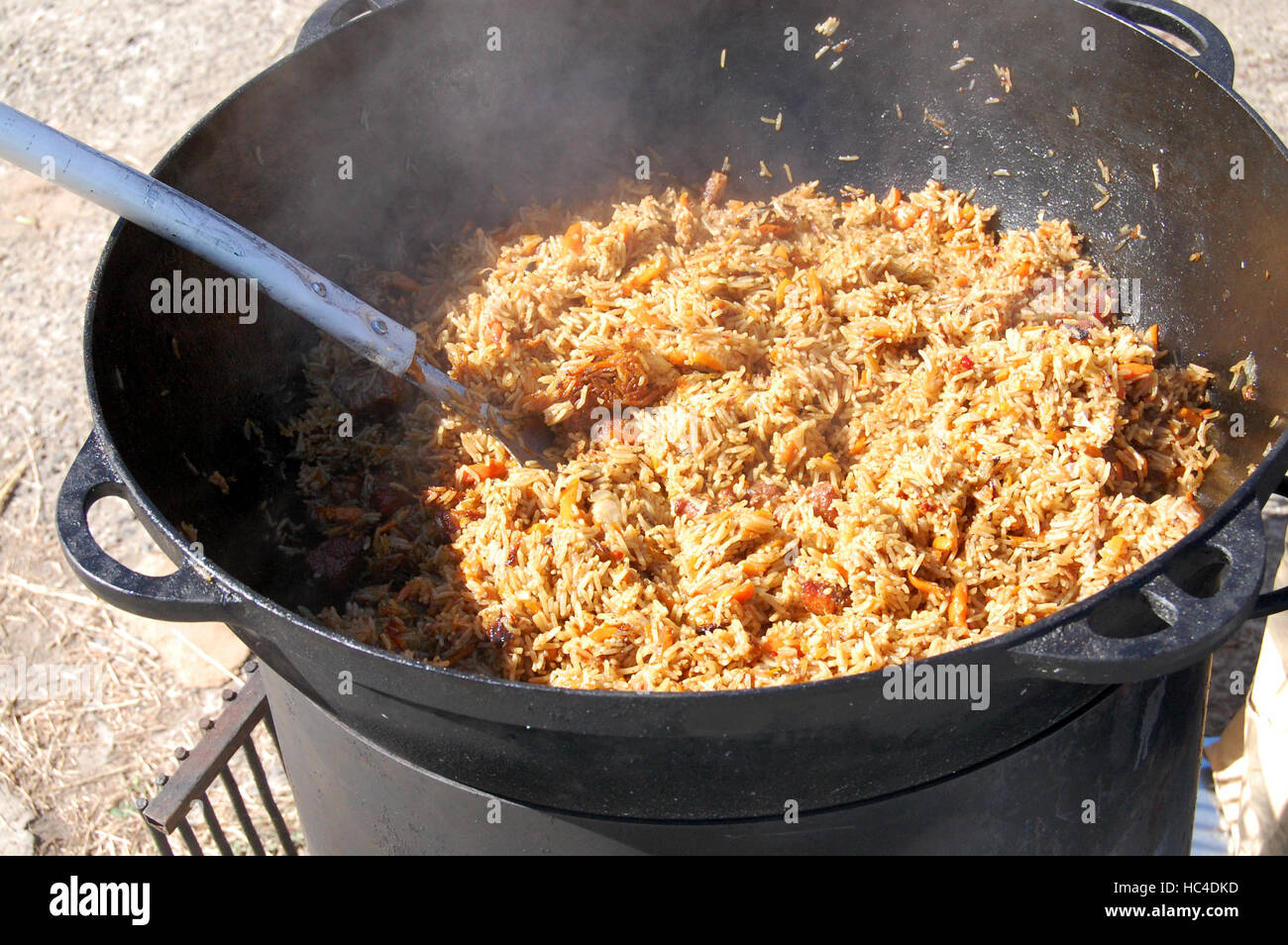 How to cook pilaf in a cauldron or in a pressure cooker 87