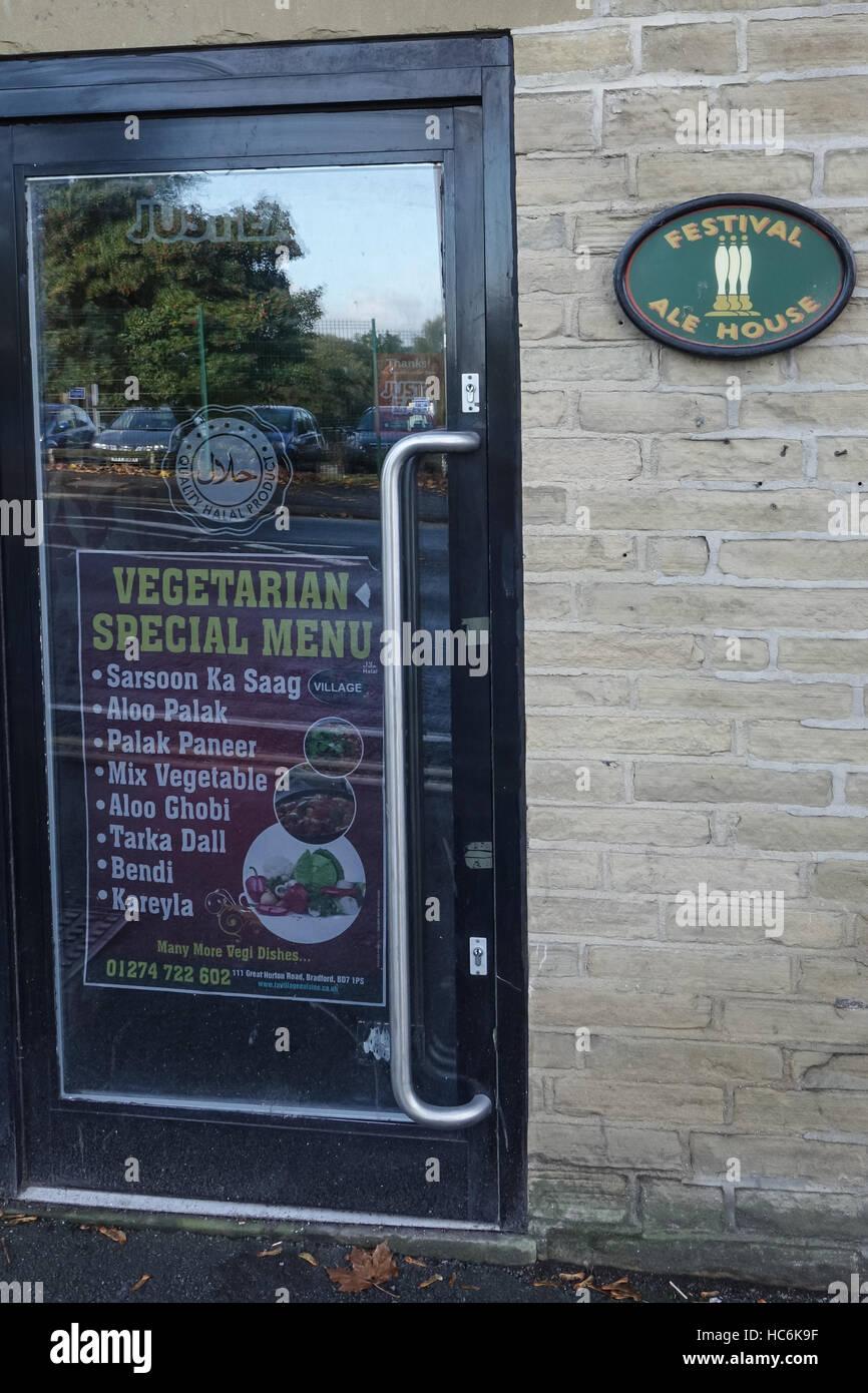 Asian restaurant bradford