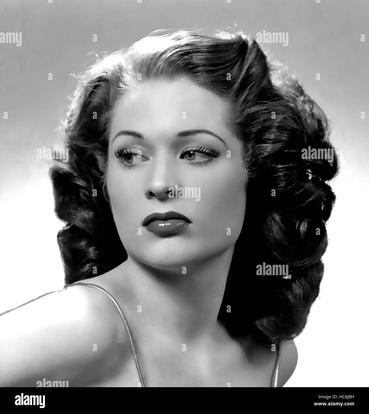 JANIE FORD US Texan Singer And Small Time Film Actress About 1950