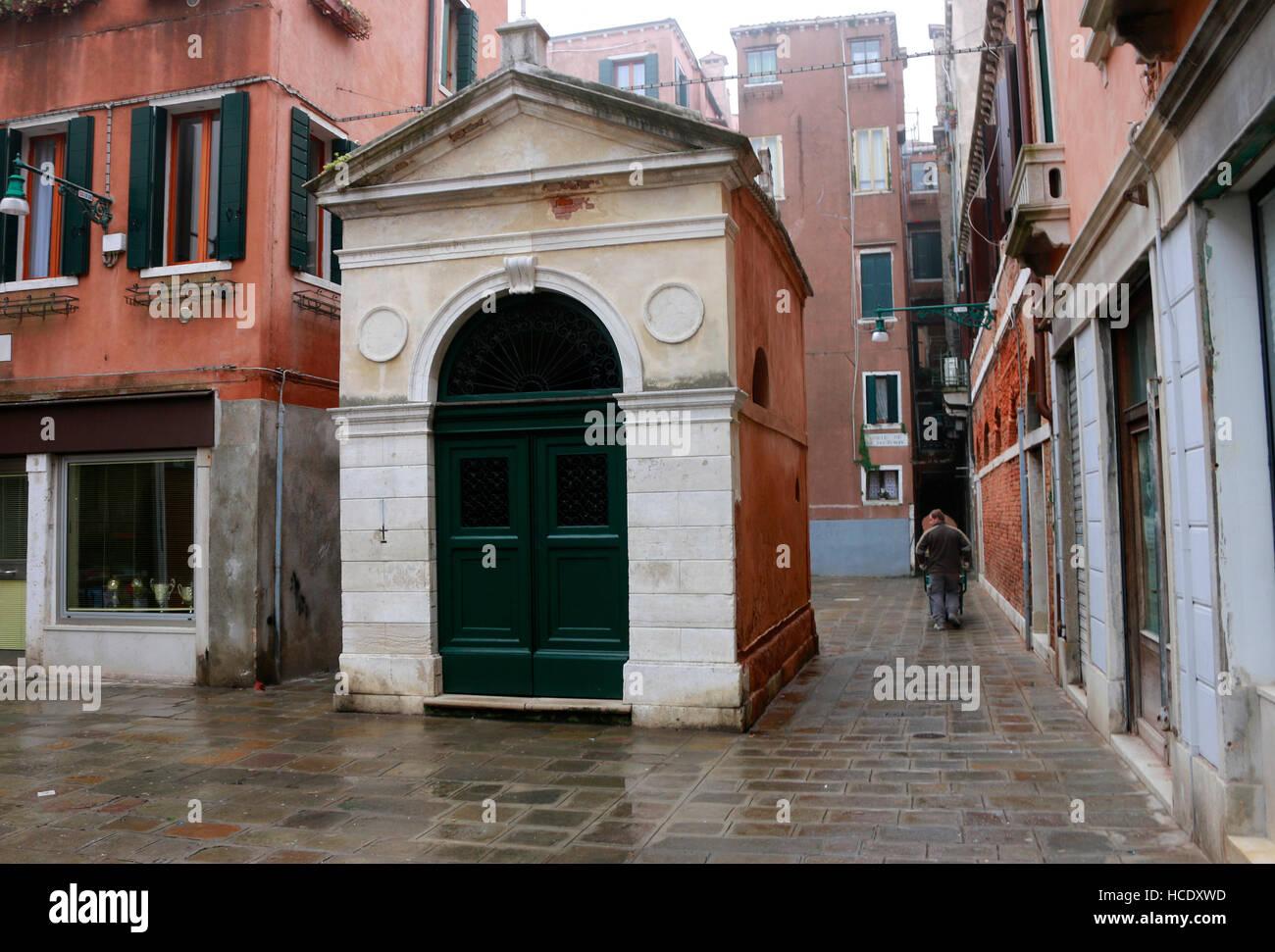 Impressionen - Venedig, Italien. - Stock Image