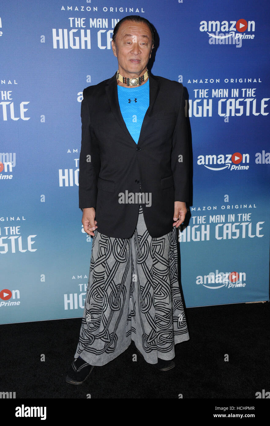 Los Angeles, CA, USA. 8th Dec, 2016. Cary-Hiroyuki Tagawa. Premiere ...