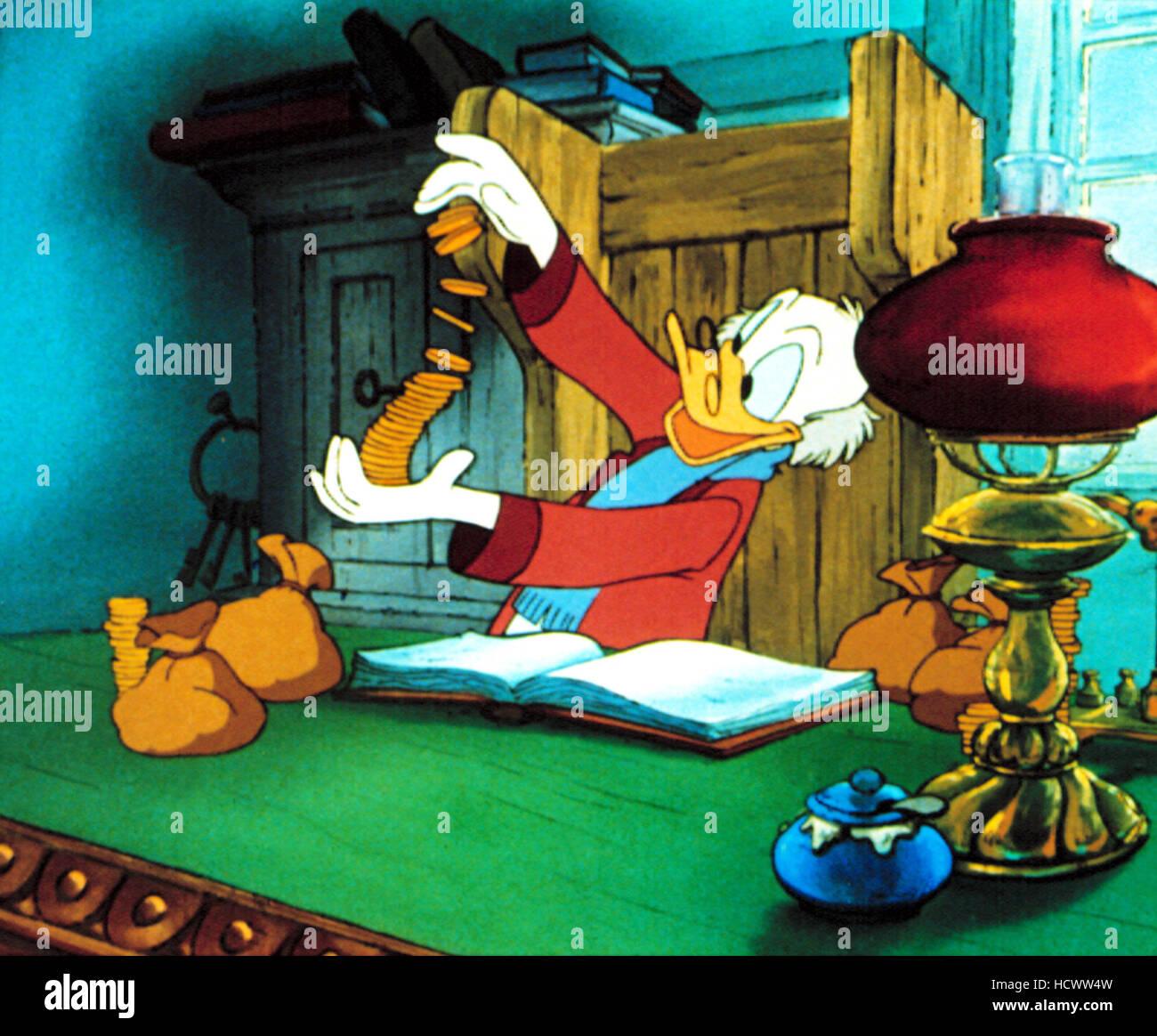 Scrooge Mcduck Christmas Carol.Mickey S Christmas Carol Scrooge Mcduck 1983 Photo