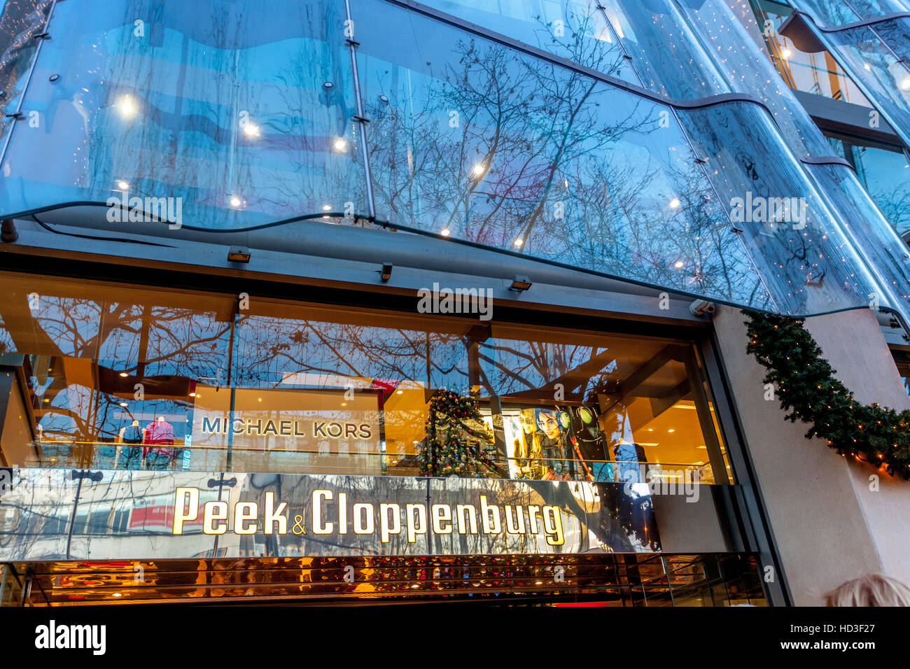 9c7306f1a5e012 Peek   Cloppenburg at Tauentzienstrasse. Berlin