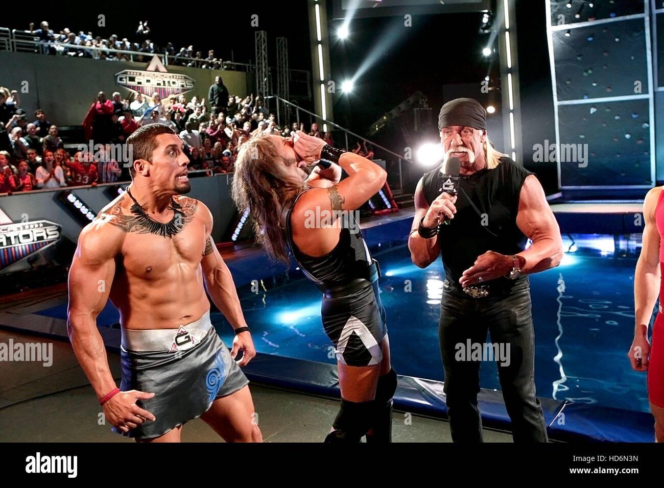 Hulk hogan presents american gladiators like its naked (99 photo), Tits Celebrites picture