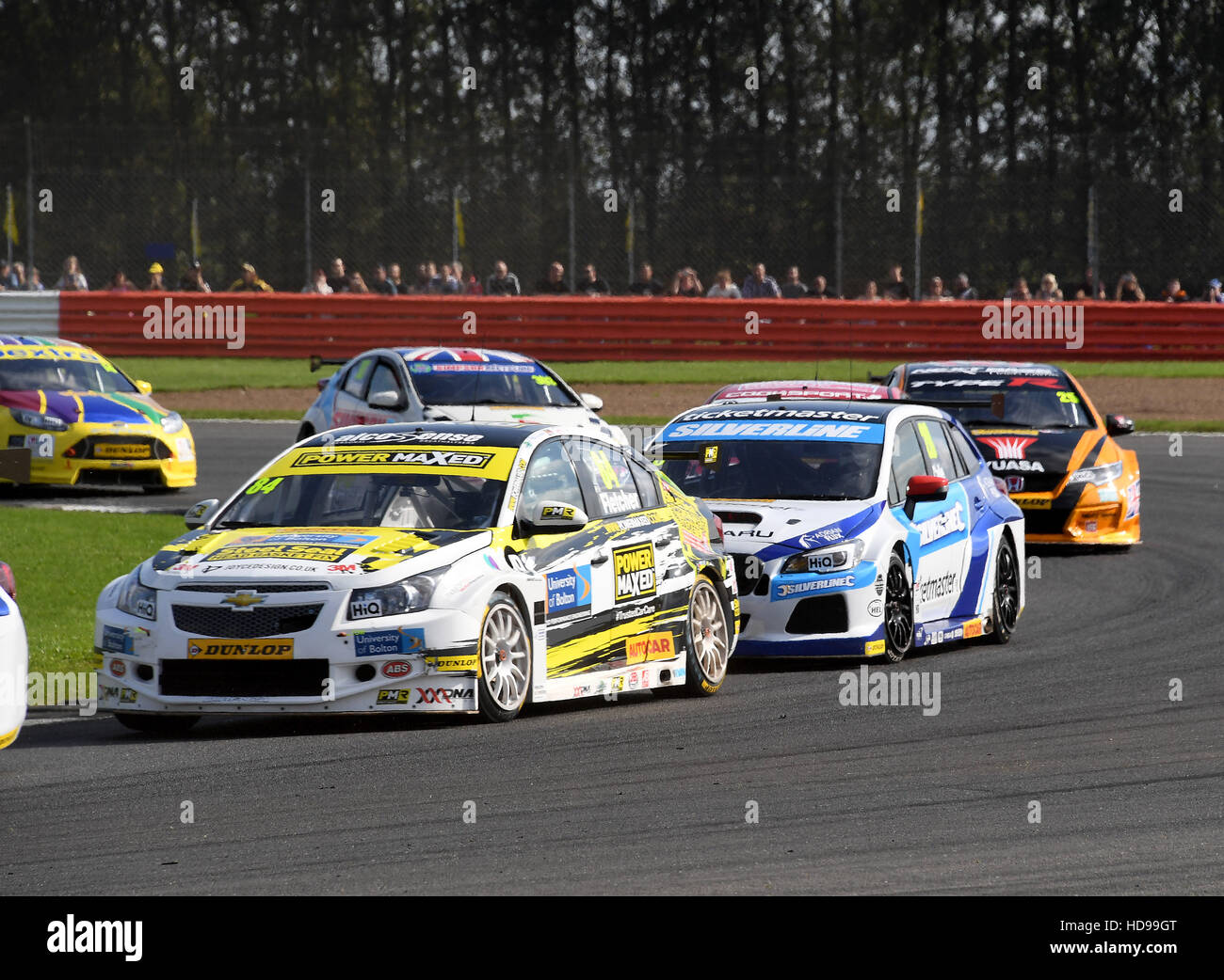 Silverstone, Northamptonshire, UK. Actor and now professional racing ...