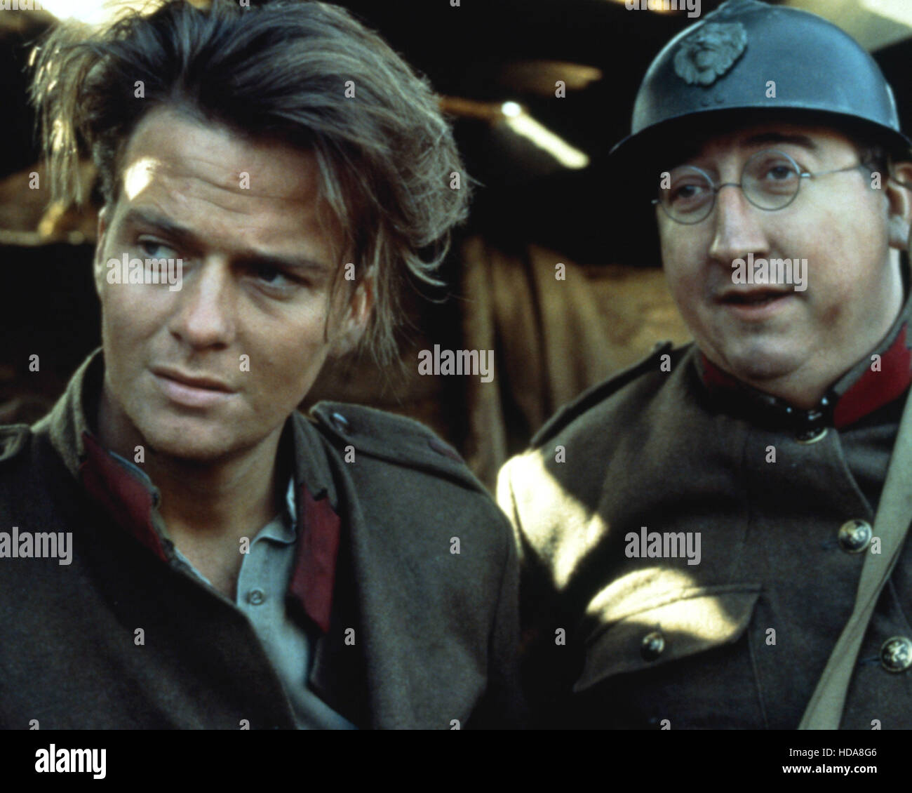 The Young Indiana Jones Chronicles Sean Patrick Flannery Ronny Stock Photo Alamy