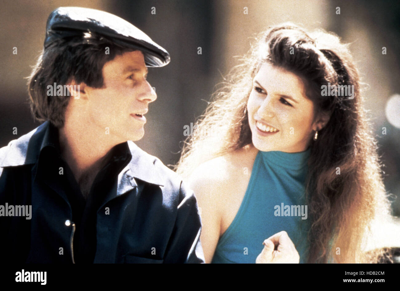 General Hospital From Left Tristan Rogers Finola Hughes Stock Photo Alamy
