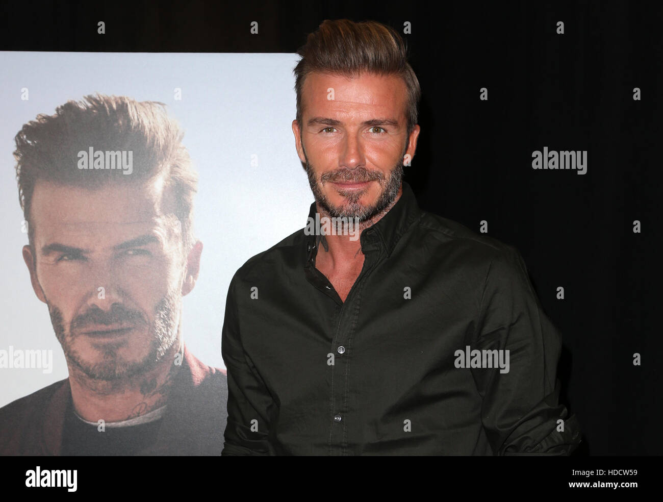 David Beckham 16 High Resolution Stock Photography And Images Alamy