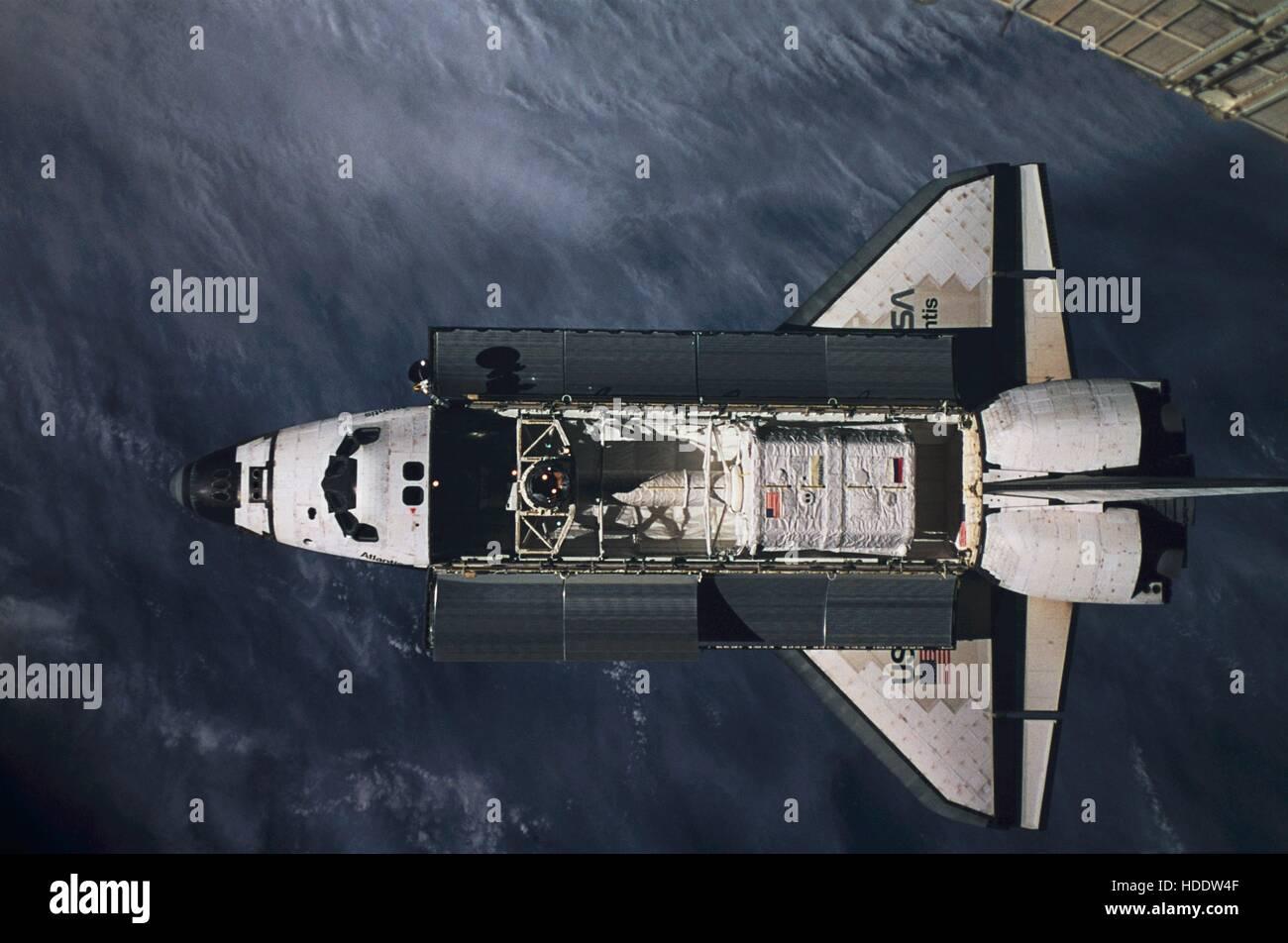 space shuttle orbiter atlantis - photo #37