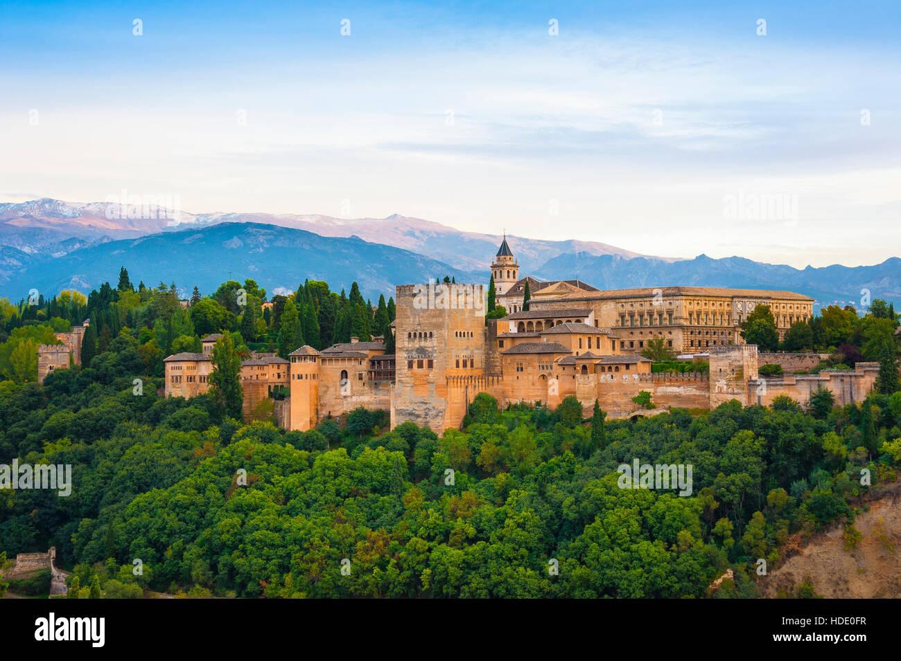 Granada, Spain - Stock Image