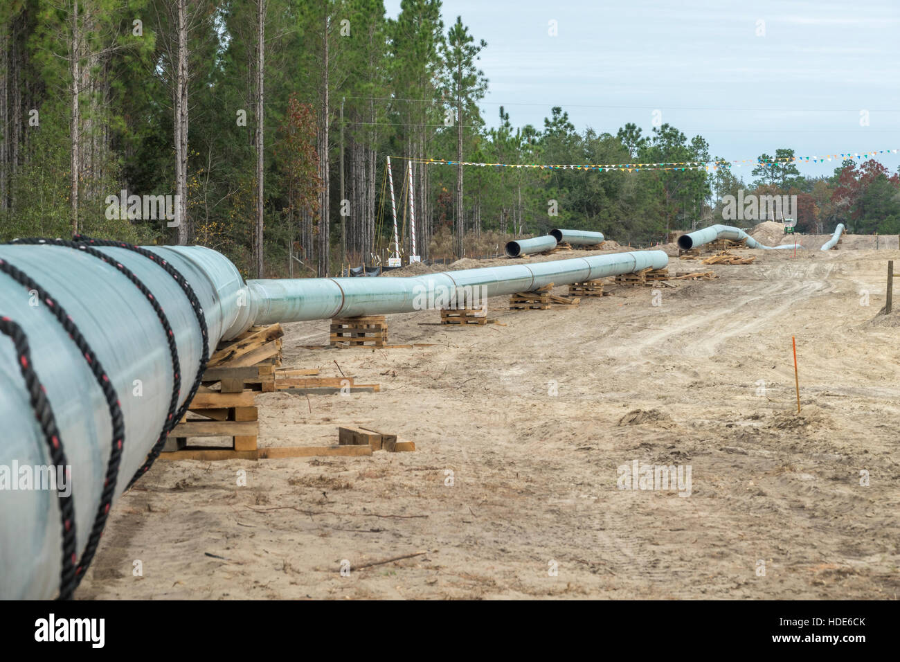 Natural Gas Pipeline Nyc