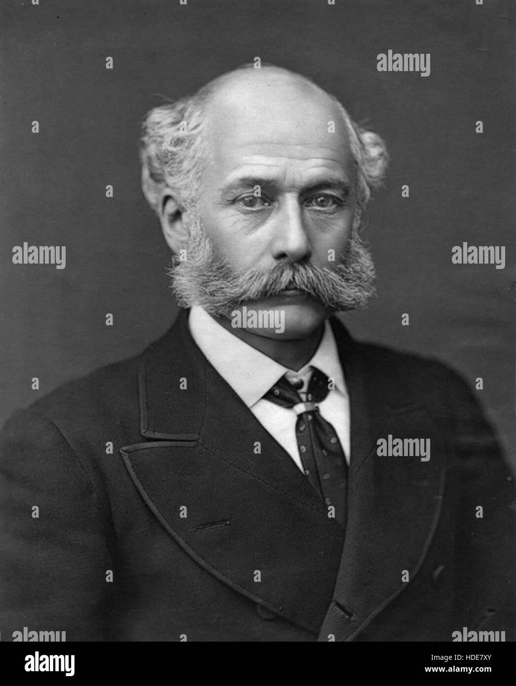 Sir Joseph William Bazalgette - Stock Image