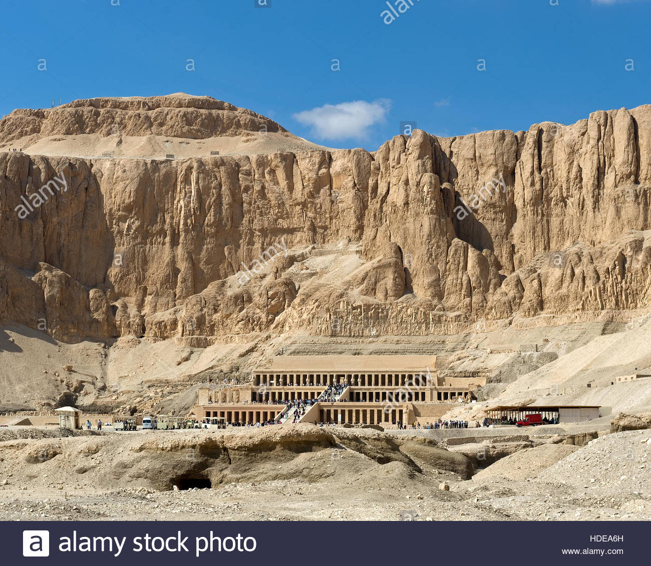 Valley of the Kings 1 - Stock Image