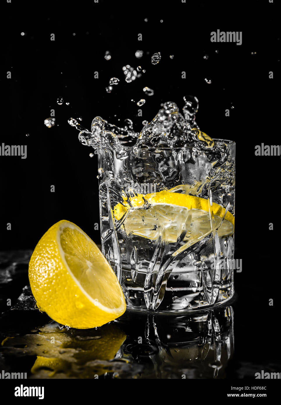 Cold Drink - Stock Image