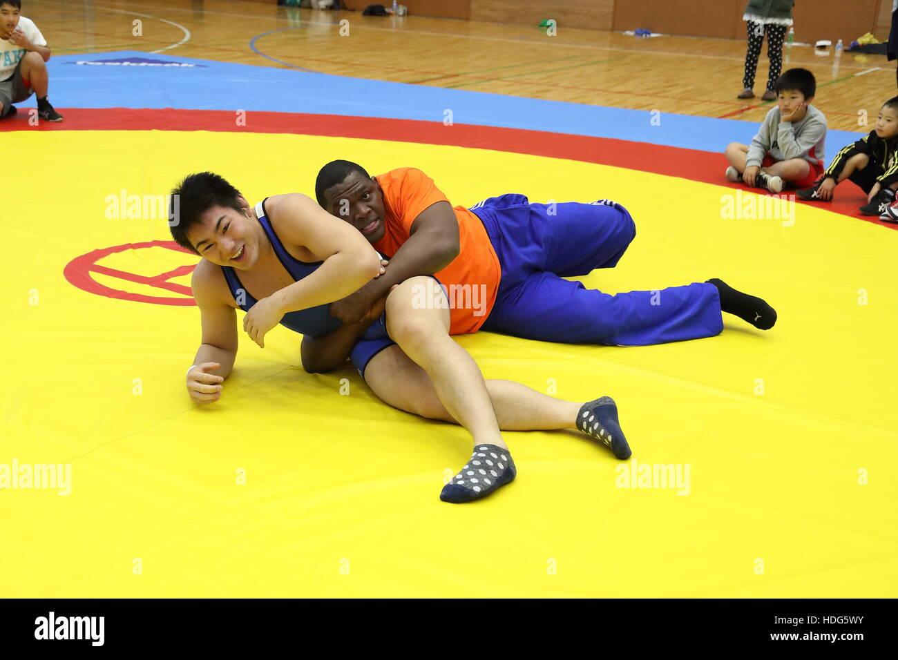 2016 Rio Olympics Men's Greco-Roman 130kg Gold medalist