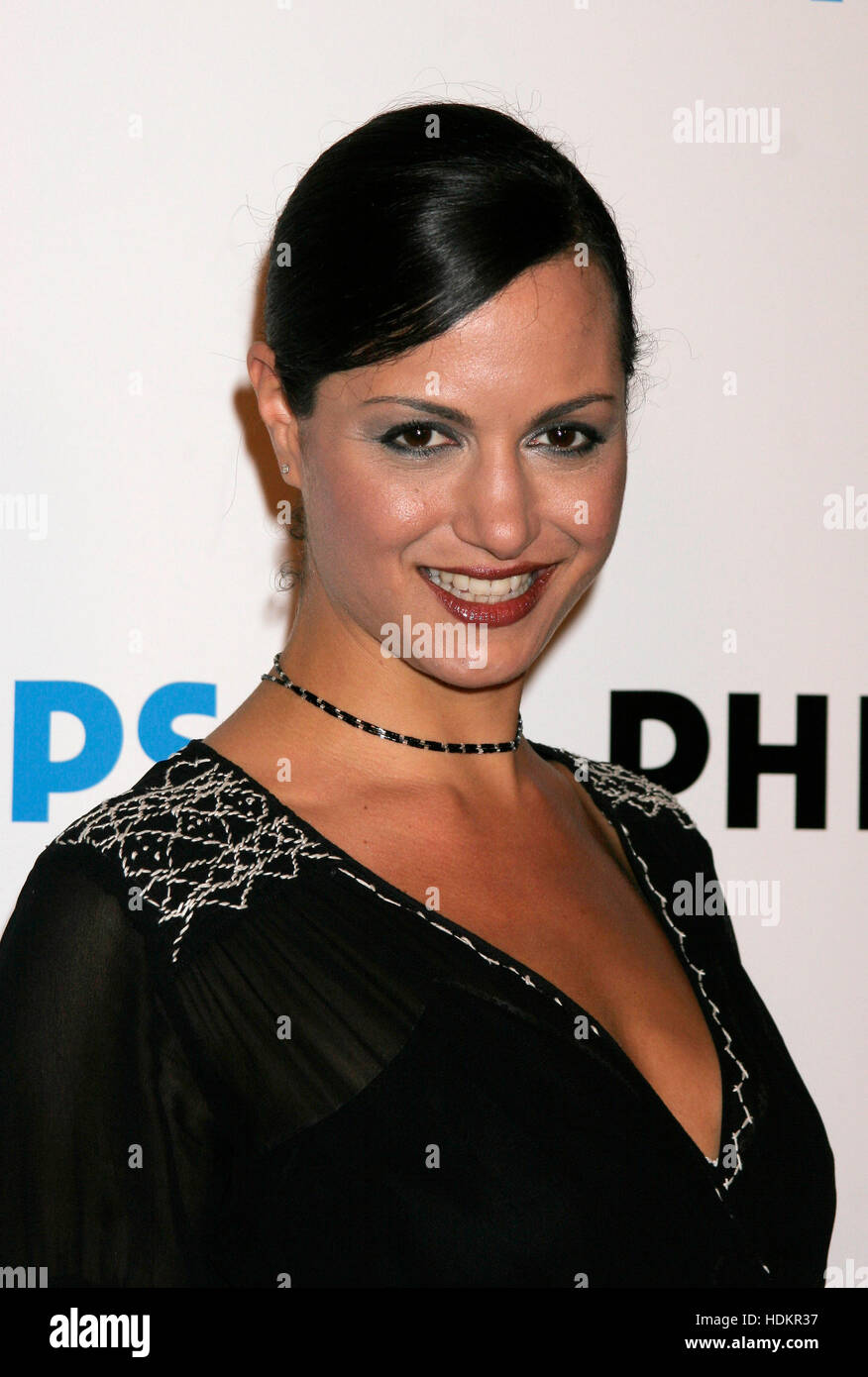 Lucia Grillo at the Los Angeles screening of the film 97c25236238