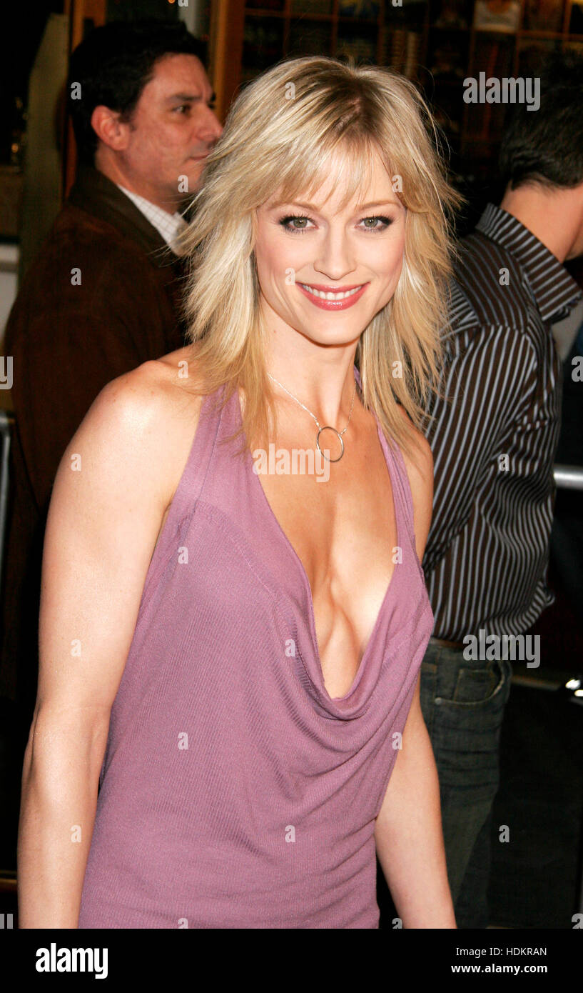 Actress Teri Polo arrives at the December 16th, 2004 Los Angeles premiere of the film, ' Meet the Fockers'. - Stock Image