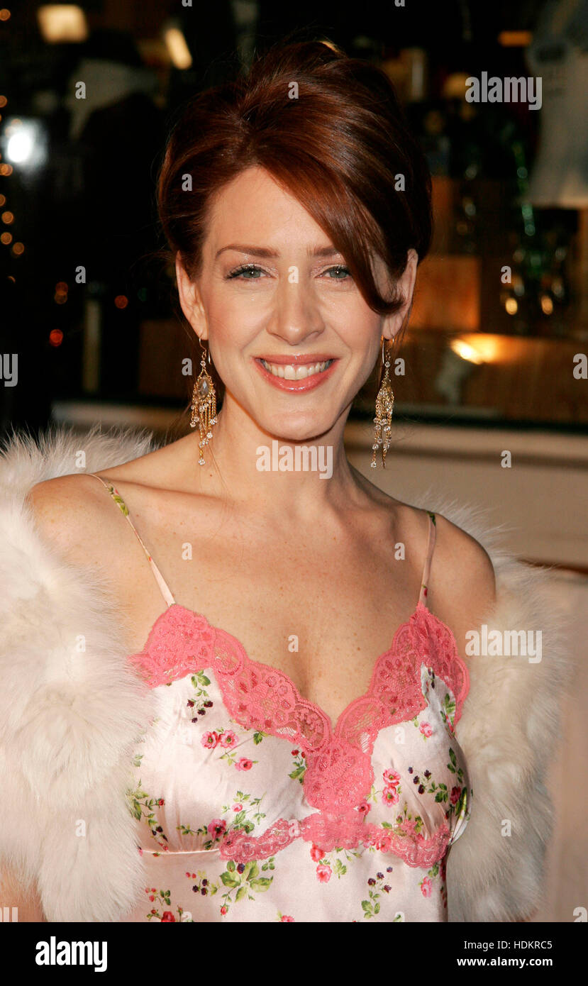 Actress Joely Fisher arrives at the December 16th, 2004 Los Angeles premiere of the film, ' Meet the Fockers'. - Stock Image