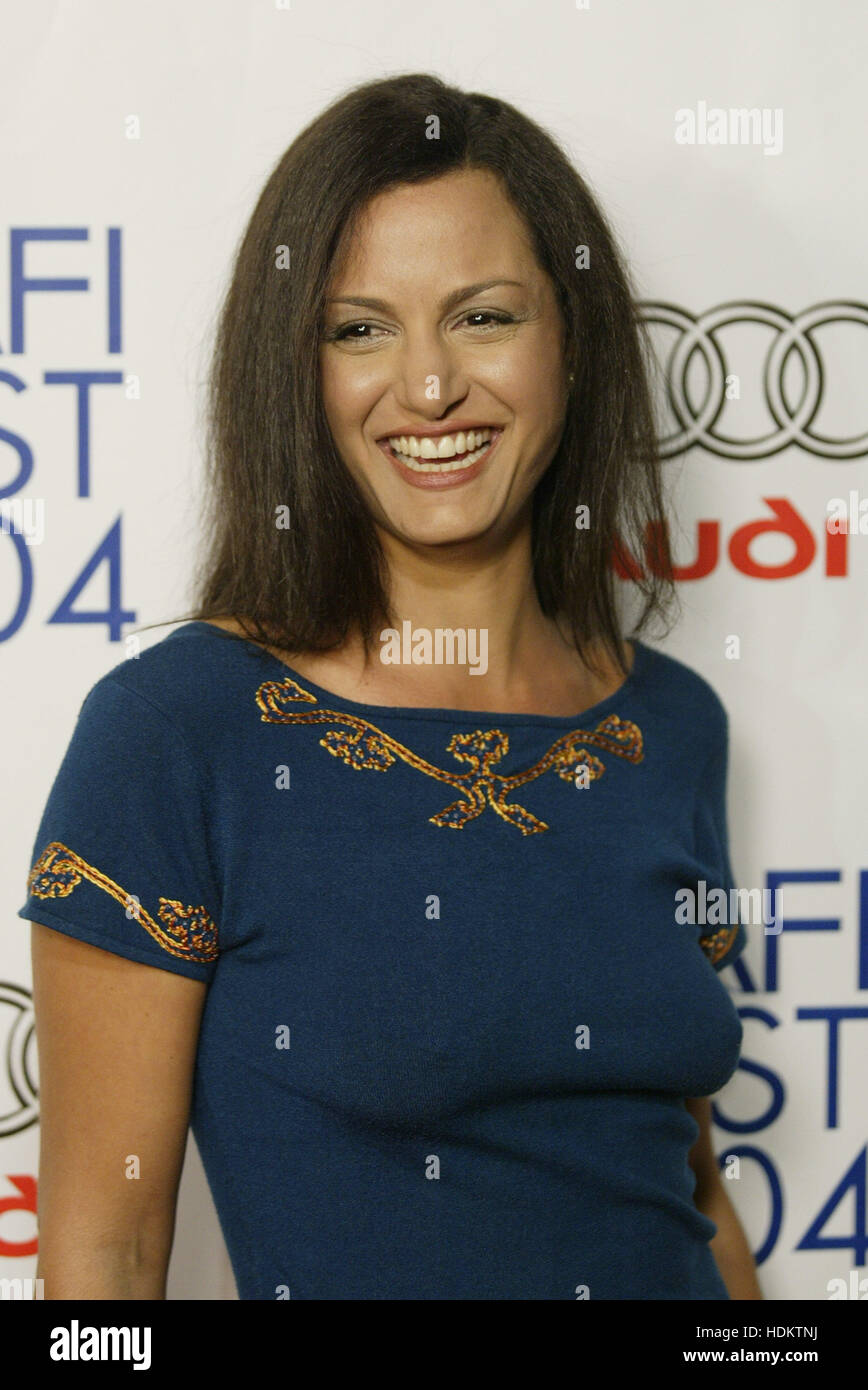 Lucia Grillo at the premiere for  Beyond the Sea  on November 4 ... 876517437a5