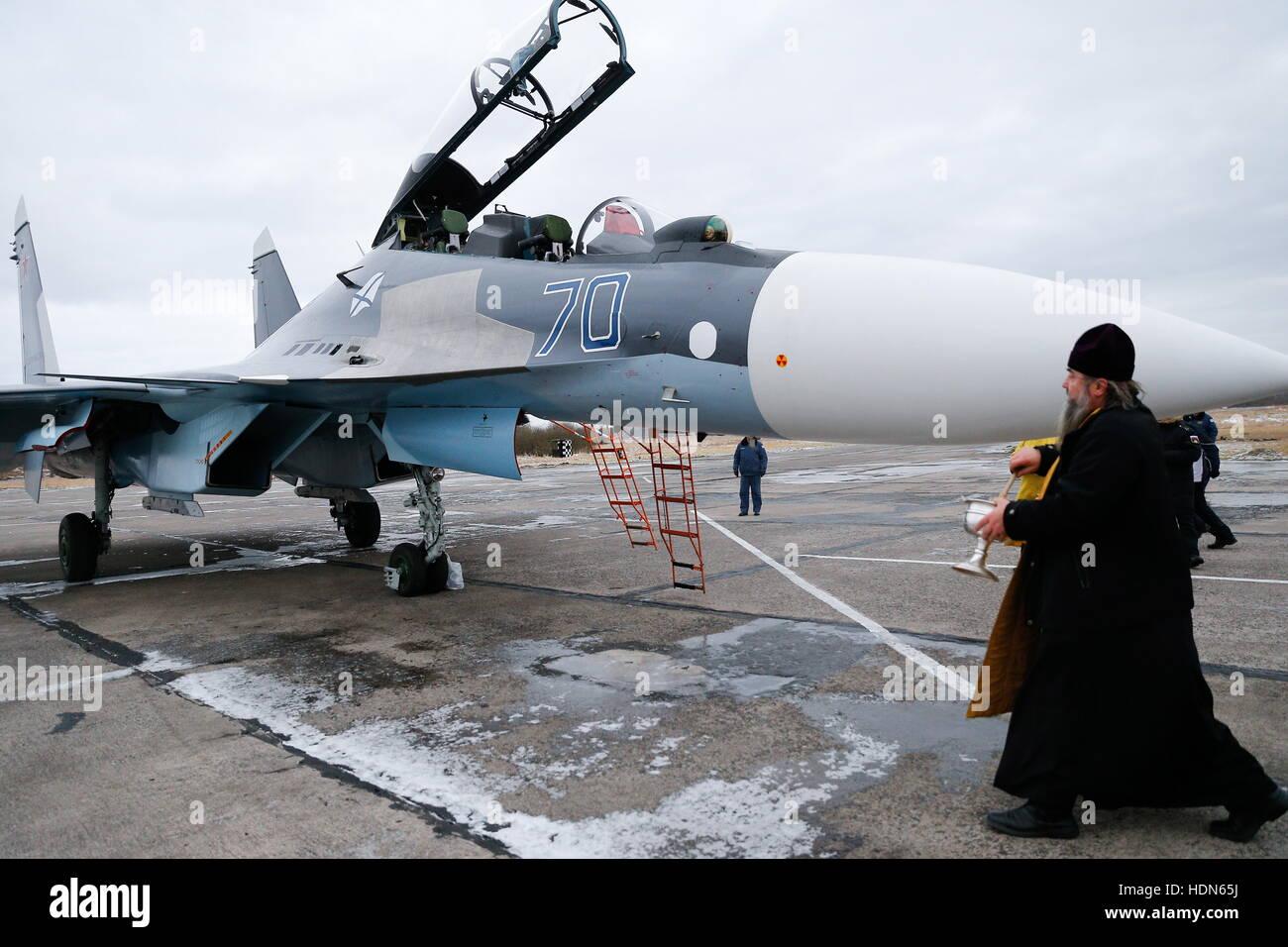 The first Baltic Su-30SM got to Chernyakhovsk
