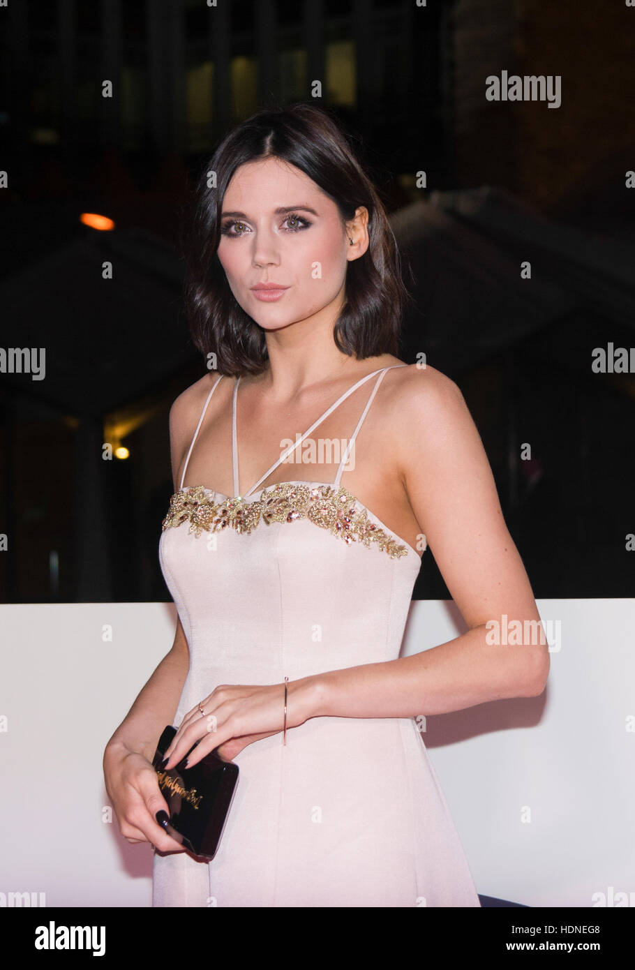 London, UK. 14th Dec, 2016. Lilah Parsons in Guild Hall on 14th December 2016, London, England. Credit:  The Photo - Stock Image