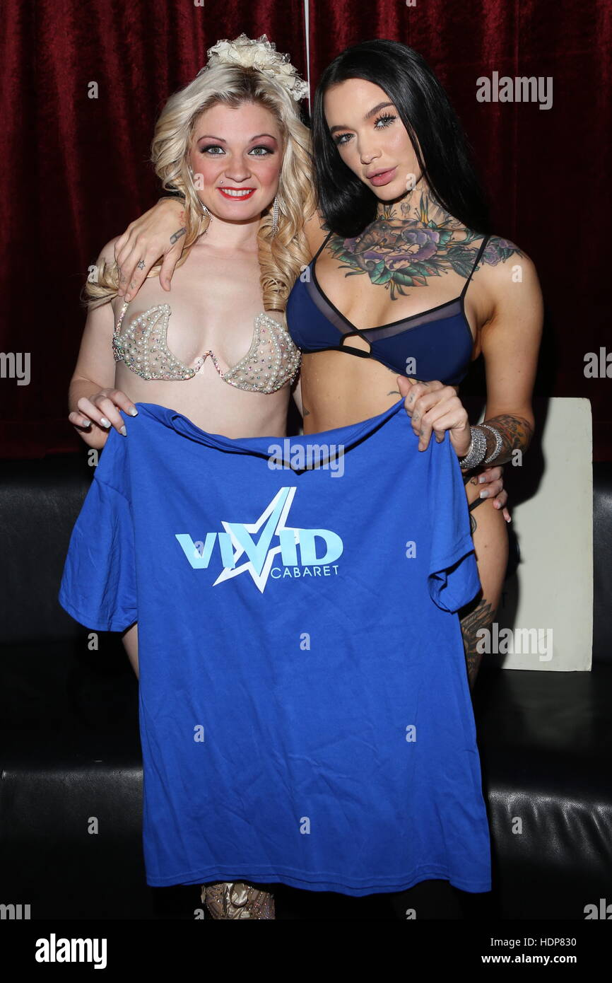 Savanna Samson First Inductee into the New Vivid Entertainment Hall of Fame  Held at Vivid Cabaret